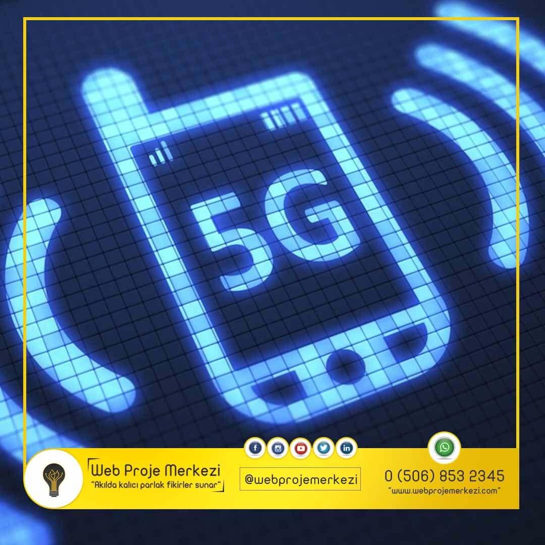 - 5g kullanim tarih - 5G Kullanımı İçin Tarih Verildi