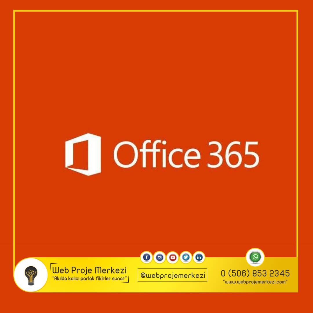 offıce 365 - office microsoft - Doların Artışı Microsoft'un Ürünlerine Zam Yapmasına Neden Oldu