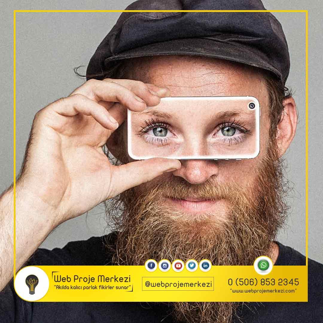 - eyesense uygulamas   - Görme Engellilerini Sevinderecek Haber