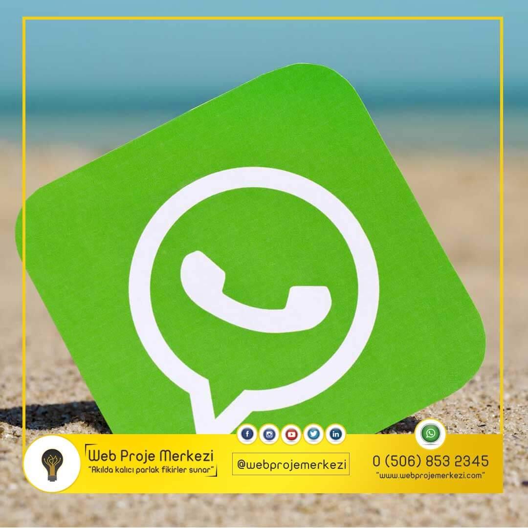 - whatsap android - İOS'dan Sonra WahatsApp Grup Görüşme kısayolu Android'e Geliyor.